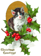 kitten_in_holly 2